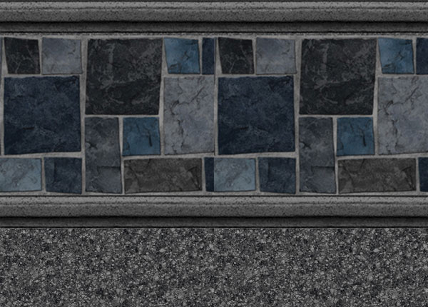 COURTSTONE / NATURAL GREY 27 MIL